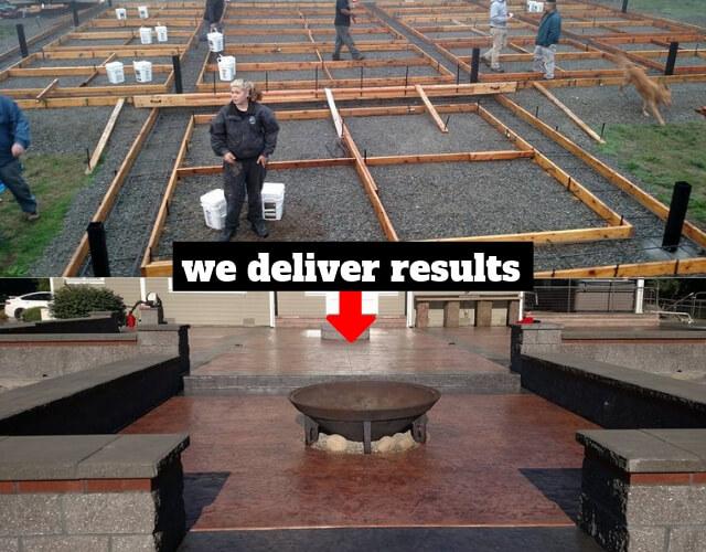 Concrete Contractor Puyallup Washington Divine By Design