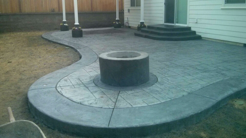 Concrete Contractor Puyallup Washington   Divine By Design